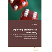 Exploring probabilistic reasoning: A study of how students contextualise compound chance encounters in explorative settings
