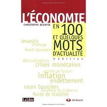 Economie en 100 et quelq. mots 3/e