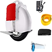 Electric Unicycle, 14 Inch Unicycle Electric Wheel for Adults Child, Smart Electric Wheel Max Speed 25mph
