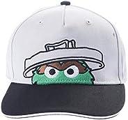 PUMA Youth Kids x Sesame Street Club Adjustable Strapback Cap Hat