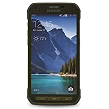 Samsung Galaxy S5 Active G870A Unlocked Android [Camo Green]