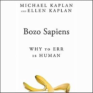 Bozo Sapiens Audiobook