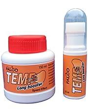 Falco Tempo - Refuerzo de goma para tenis de mesa, largo plazo
