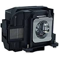 Boryli Lamp Bulb for PowerLite Home Cinema 2030 2000 730HD 725HD 600 VS230 VS330 VS335W EX3220 EX6220 EX7220 EX7230 EX7235 EX5220 ELP78 Replacement Projector Lamp