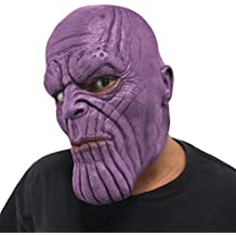 Rubie's Adult Marvel Avengers: Infinity War Thanos 3/4 Vinyl Mask