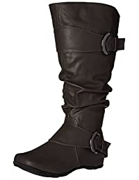 Brinley Co Women's Hilton-xwc Slouch Boot