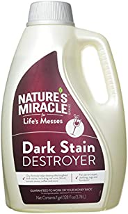 Nature's Miracle Brand for Life's Messes Dark Stain Destroyer, 128 Flu
