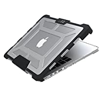UAG Macbook Pro 15-inch with Retina Display (3rd Gen) Feather-Light Composite [ICE] Military Drop Tested Laptop Case