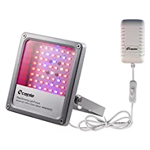 Flood Light with Cable and Plug LED Plant Grow Light (SMD no remote)