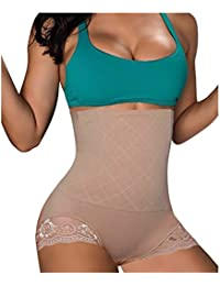 613f7fb9c0 Invisable Strapless Body Shaper High Waist Tummy Control Butt Lifter Panty  Slim