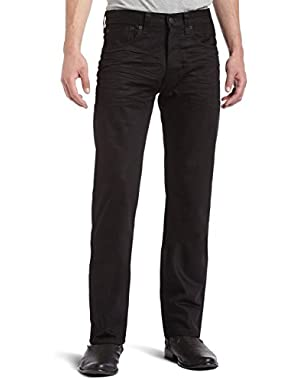 Men's 501 Original-Fit Jean, Polished Black, 40W x 29L!