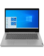 "Lenovo IdeaPad 3 Laptop 10th Gen i5-1035G1, 14"" HD 1080p, 8GB DDR4, 512GB SSD Win 10 Home- Platinum Gris"