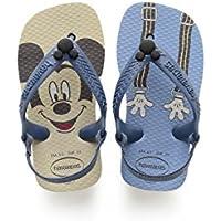 Havaianas Sandálias New Baby Disney Classic, Ice Blue/Marinho, 23 - 24 Bra