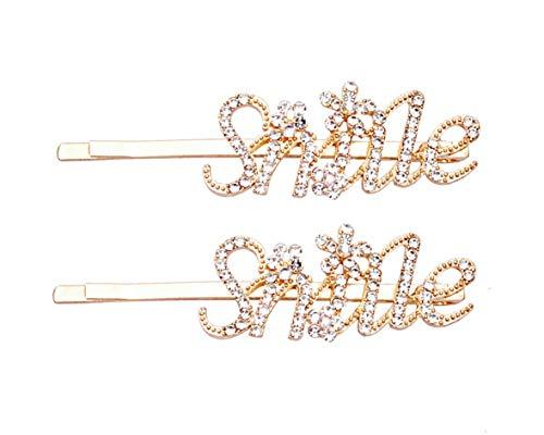 Vogue Hair Accessories Golden Color Hair Pin Hair Clip