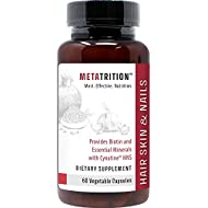 Metatrition Hair Skin & Nails, 60 Count