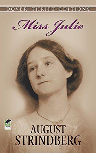 Miss Julie August Strindberg Full Text Epub