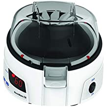Oxford C8 Centrifuge - Small Digital Micro Centrifuge 8 X 1.5/2.0 mL Capacity, with 2 Adaptor for 0.4, 0.5, 0.2 mL, 6000rpm / 2000xG Speed