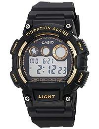 Casio W-735H-1A2VCF Reloj Casio W-735H-1A2VCF Resina for Unisex Adulto, Negro, Unisex