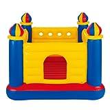 "Intex Jump O Lene Castle Inflatable Bouncer, 69"" X 69"" X 53"", for Ages 3-6"