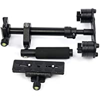 YaeKoo Handheld Stabilizer for Steadicam DV DSLR Camera Video - 16/40cm
