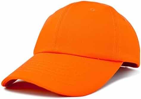 8c5f1674c7b DALIX Baseball Cap Dad Hat Plain Men Women Cotton Adjustable Blank  Unstructured Soft
