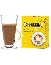 Cappuccino MCT - Heerlijke Afslankkoffie, Voedingssupplement (30 Porties)