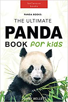 9. The Ultimate Panda Book for Kids: 100+ Amazing Panda Facts, Photos, Quiz and BONUS Word Search Puzzle