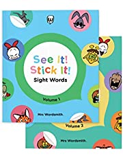 See it! Stick it! Sight Words (Volumes 1 & 2)