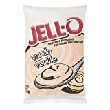 JELL-O Jell-O Vanilla Instant Pudding, 1KG, 2 Count
