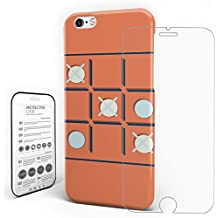 Phone Cases for iPhone 6/6s Shock Absorption Anti-Scratch Technology Soft Unique Cover - Chess Game Pattern, 4.7 inch