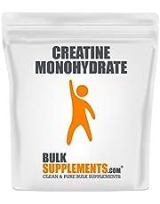 BulkSupplements.com Creatine Monohydrate (Micronized) - Creatine Powder (1 Kilogram - 2.2 lbs)