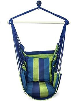 Sorbus Swing Hanging Rope Hammock Chair Seat