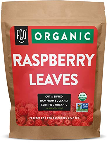 Organic Red Raspberry Leaf