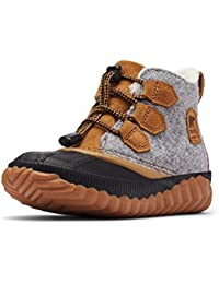 Youth Out N About Plus Waterproof Winter Boot for Kids