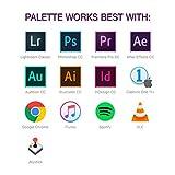 Palette Aluminum Expert Control Surface