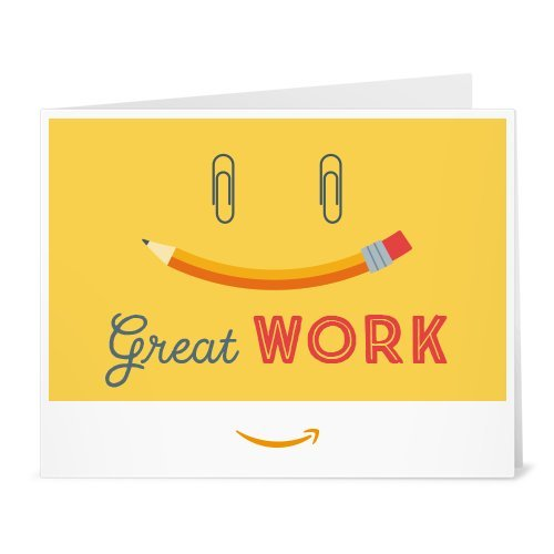 Great Work Print at home link image