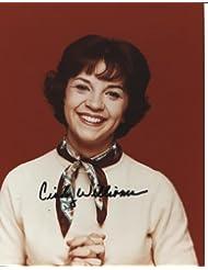 """* CINDY WILLIAMS * signed 8x10 photo """"""""Laverne & Shirley"""" / UACC Registered Dealer # 212"""