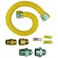 BrassCraft TK3SRB2124X 24-Inch Tankless Water Heater Kit