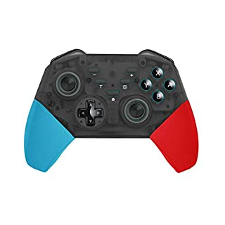 G-STORY Wireless Game Controller for Nintendo Switch, With Built-in Remote Gamepad, Joypad, Screenshot, Gravity Sensor, Motion Control, Compatible With PC