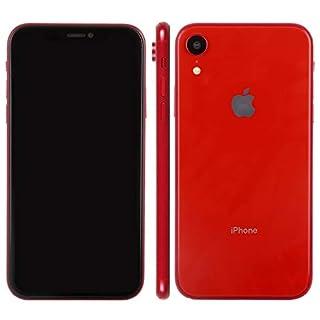 Apple iPhone XR, 128GB, Red - Fully Unlocked (Renewed)
