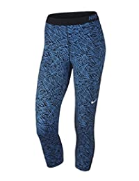Nike Womens Comfort Waist Athletic Capri Pants