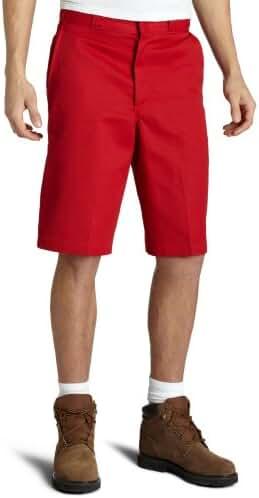 Dickies Men's 13 Inch Loose Fit Multi-Pocket Work Short