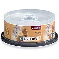 IMN17346 - Imation DVD-RW Discs