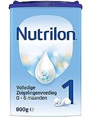 Nutrilon 1 Volledige Zuigelingenvoeding - flesvoeding voor baby's van 0 tot 6 maanden - 800 gram