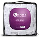 4Moms Rockaroo Seat Fabric, Silver Plush