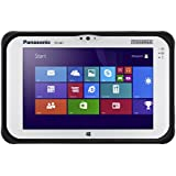 Panasonic Toughpad FZ-M1/ 7 inch/ windows 10/wifi/EM7355/WWAN/MULTI CARRIER/4GB RAM/ 128GB SOLID STATE SSD HARD DRIVE/