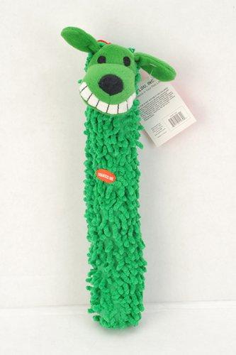 Toys for Pets Christmas Special Medium Plush Toys for Pets 13'' Christmas Stick in Green color by Pet Lou
