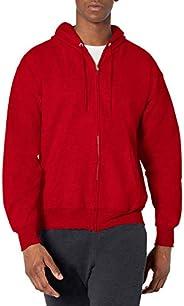 Hanes Men's Full Zip Ultimate Heavyweight Fleece Ho