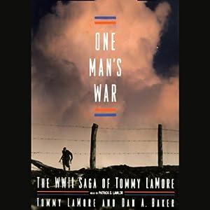 One Man's War Audiobook