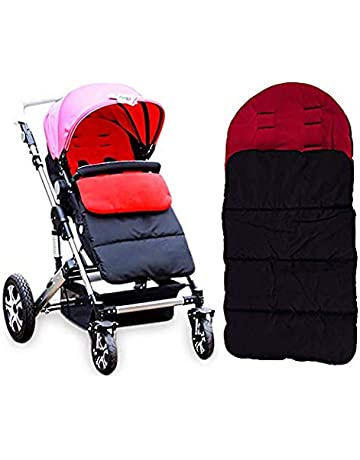Sleeping bag for baby AUVSTAR, Universal 3 in 1 Cochecito Apéndice Saco de silla cubierta
